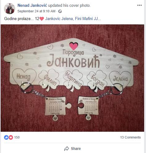 Nenad Jankovic HVALA na FB (1)